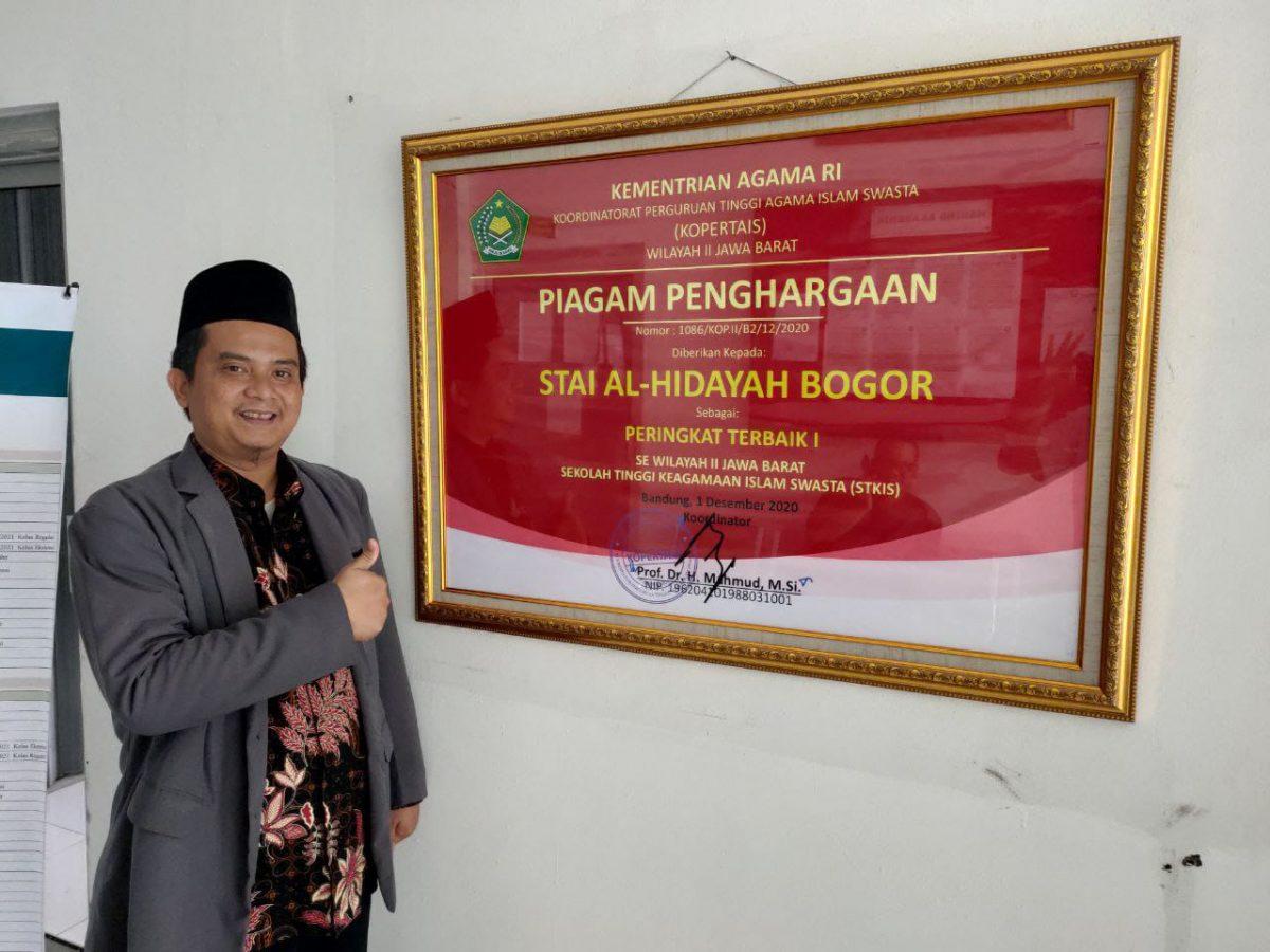 Persiapan Sarana dan Prasarana Tahun Perkuliahan Baru di STAI Al-Hidayah Bogor