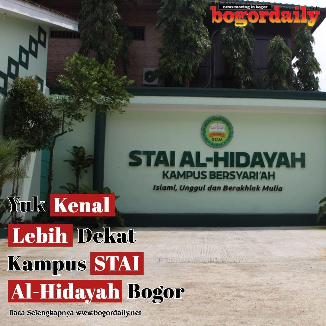 Yuk Kenal Lebih Dekat Kampus STAI Al-Hidayah Bogor