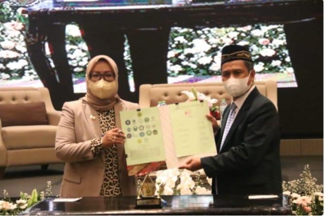 Penandatanganan Kesepakatan Bersama Antara Pemerintah Kab. Bogor dengan STAI Al-Hidayah